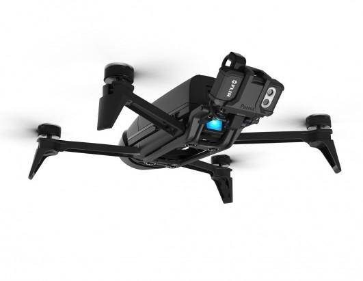 Parrot vient de sortir son nouveau drone professionnel, le Bebop-pro Thermal
