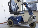 Scooter electrique 3 roues pour handicapé