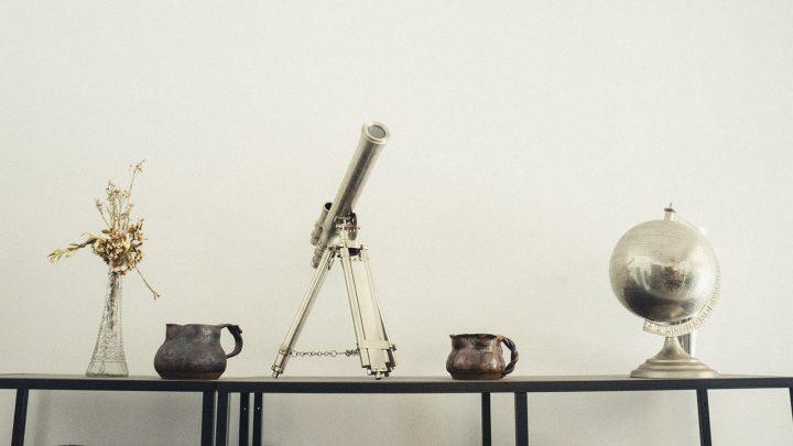Particularités des télescopes terrestres